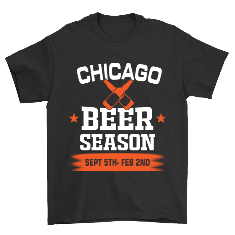 Chicago Beer Season T-Shirt