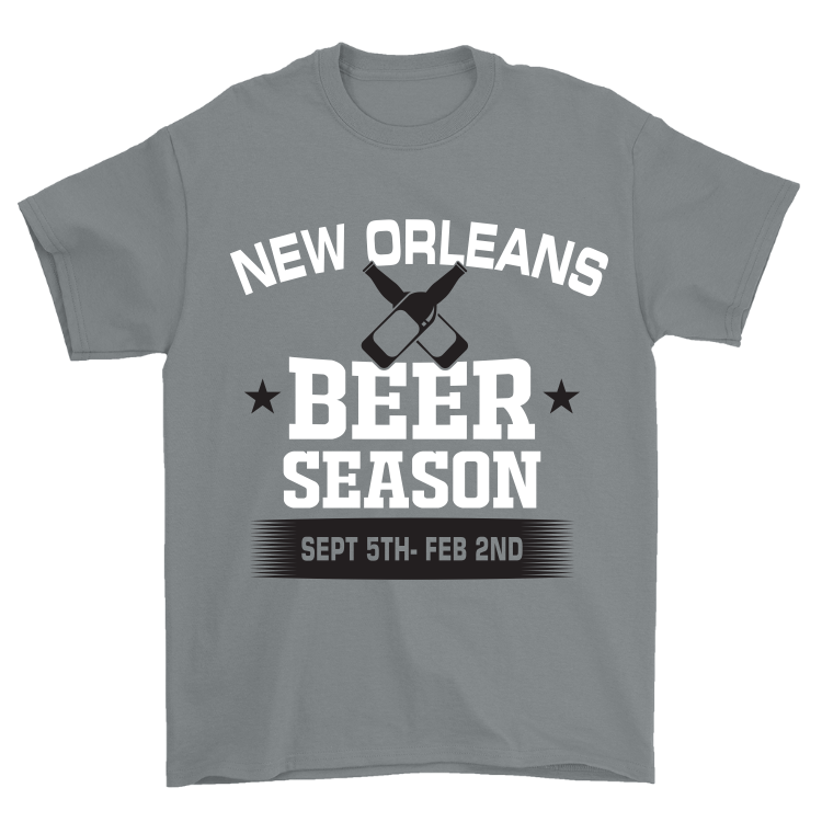 New Orleans Beer Season T-Shirt