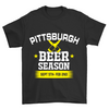 Pittsburg Beer Season T-Shirt