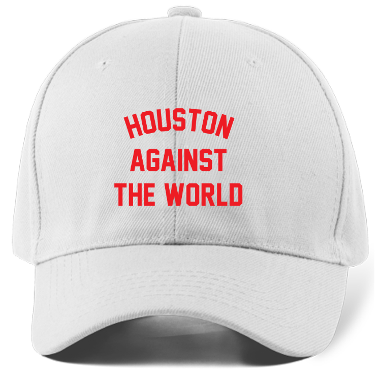 Houston Against the World Dad Hat