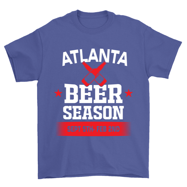 Atlanta Beer Season T-Shirt