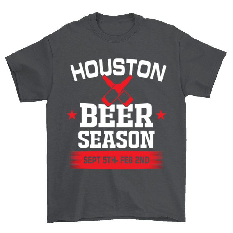Houston Beer Season T-Shirt