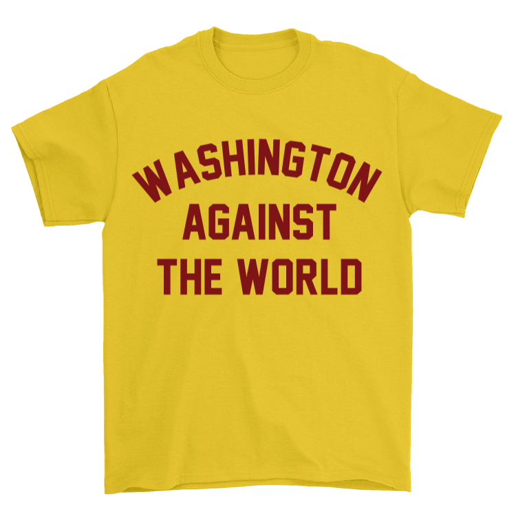 Washington Against the World T-Shirt
