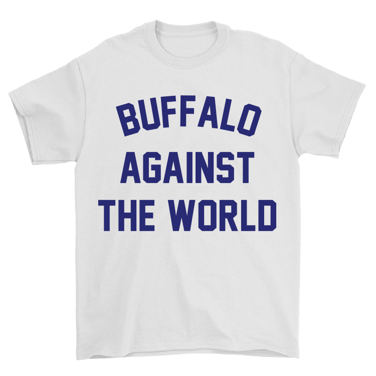 Buffalo Against the World T-Shirt
