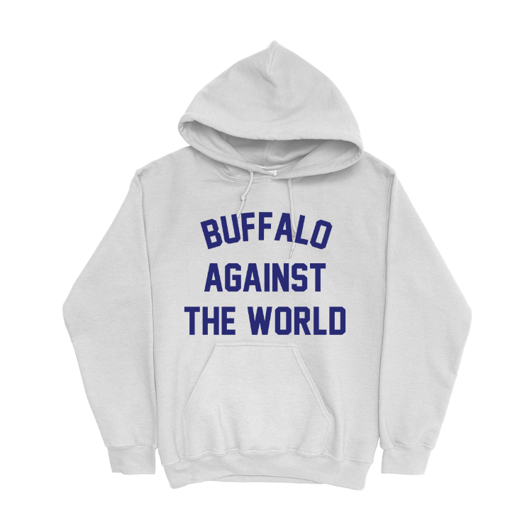 Buffalo Against the World Hoodie
