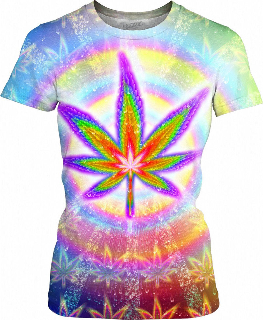 Cannabliss Womens T-Shirt
