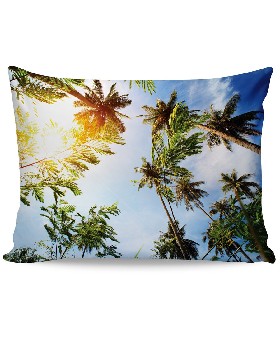 Palm Trees Pillow Case