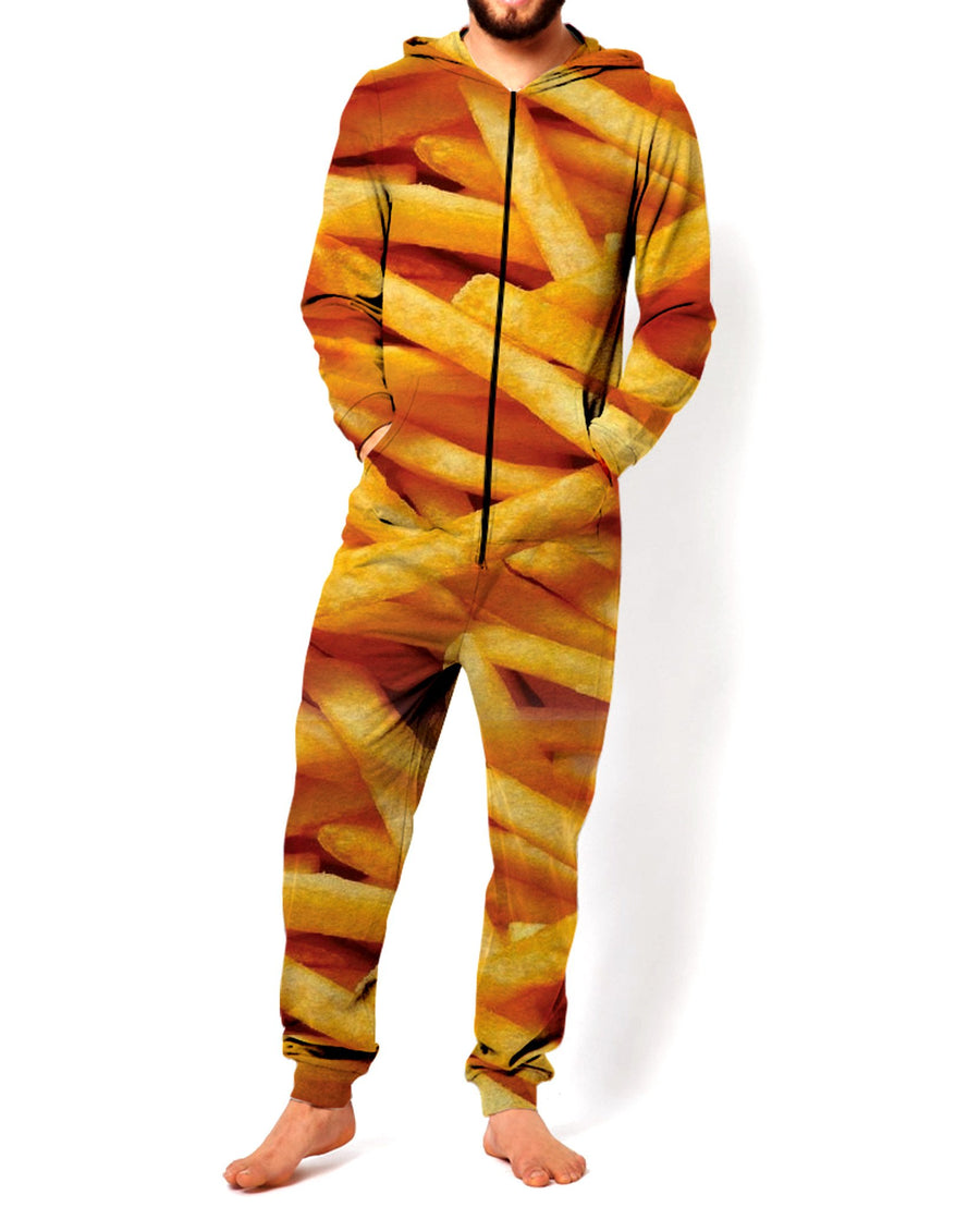 French Fries Onesie