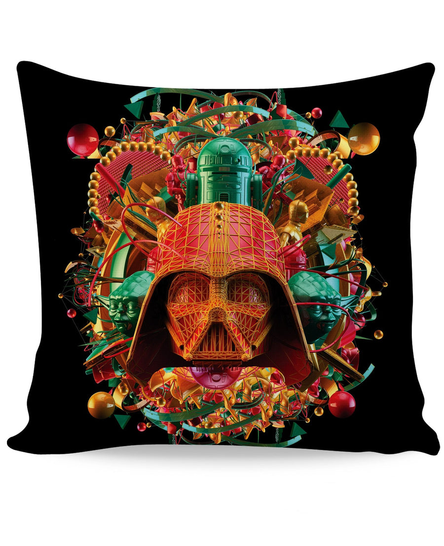 Digital Empire Couch Pillow