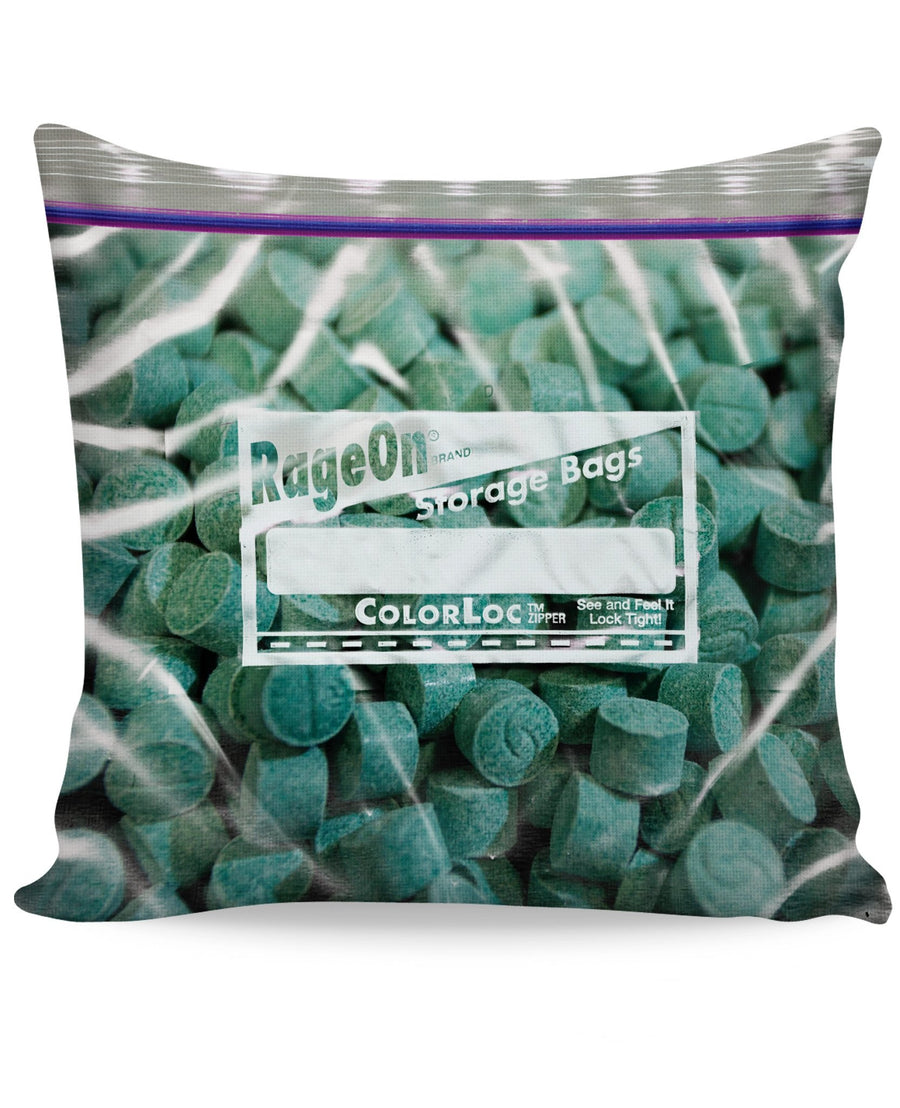 Ecstasy Bag Couch Pillow