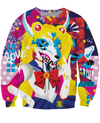 Sailor Lune Crewneck Sweatshirt