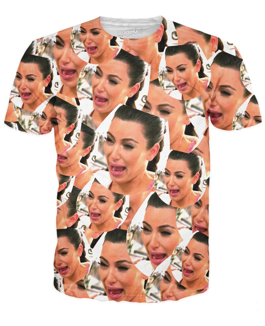 Perez Hilton Crying Kim T-Shirt