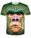 Smokey Gorilla T-Shirt