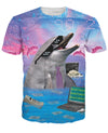 Business Dolphin T-Shirt