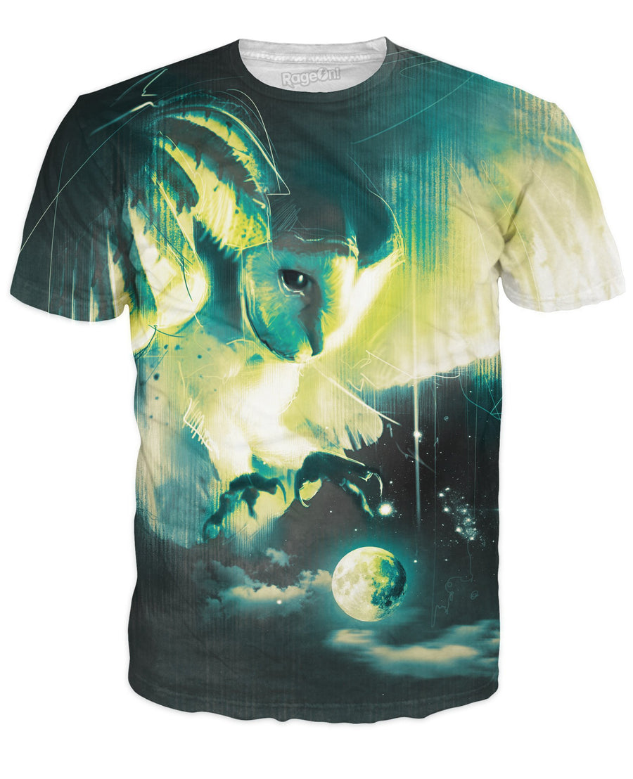 Space Owl T-Shirt