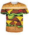 Tasty Burger T-Shirt
