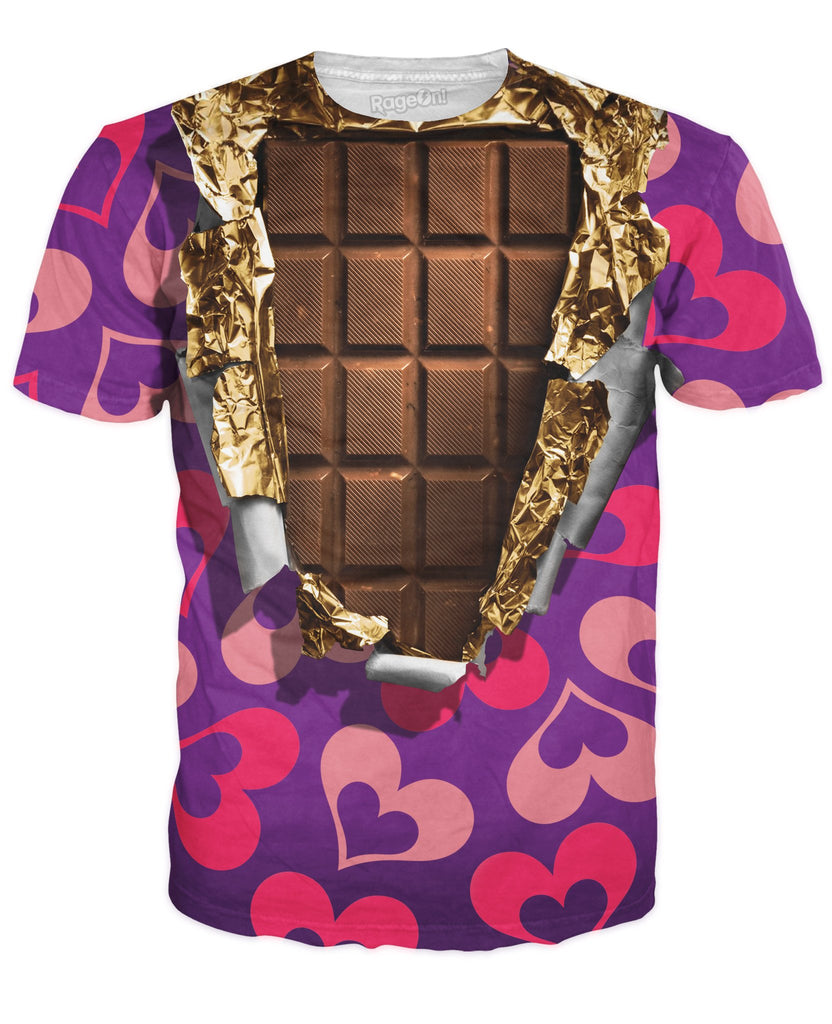 Chocolate Bar T-Shirt