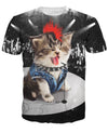 Rock Kitten T-Shirt