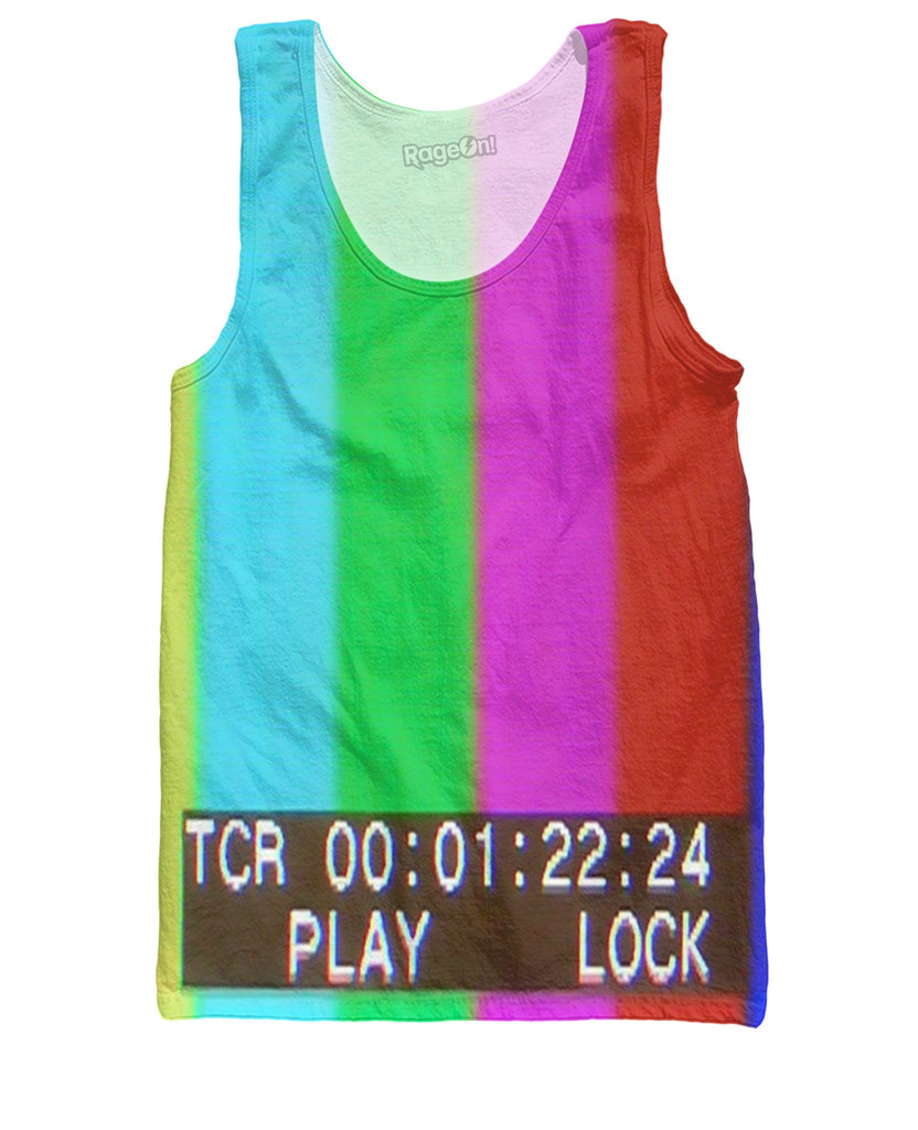 Play Dat Tape Tank Top