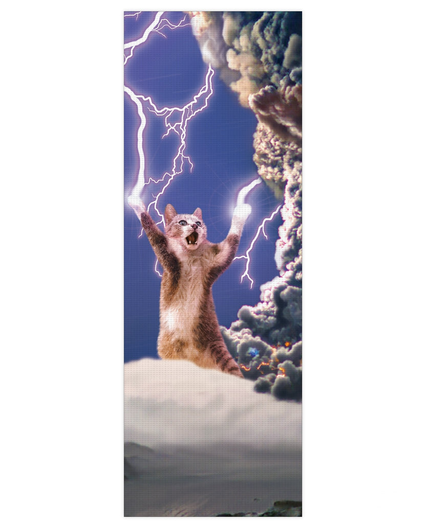 Thunder Cat Yoga Mat
