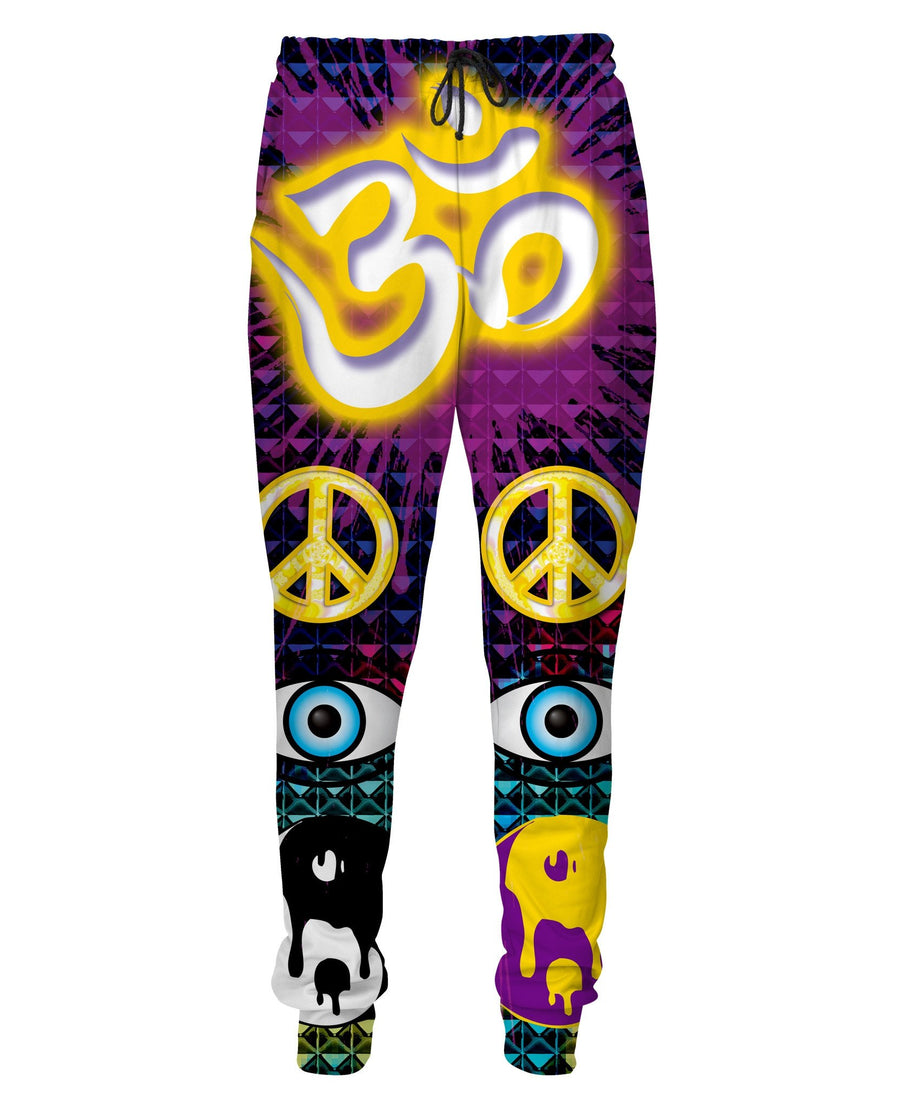 Spiritual Graffiti Sweatpants