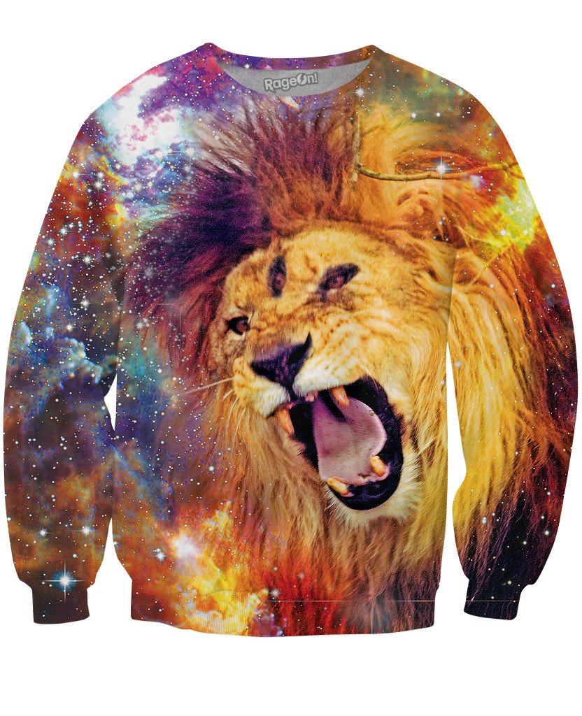 Three Eyed Lion Sweatshirt
