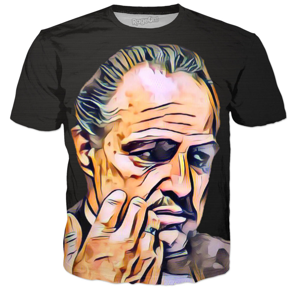 The Godfather Custom Design - Painted Original Style