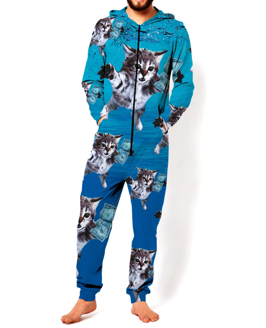 Cat Cobain Jumpsuit