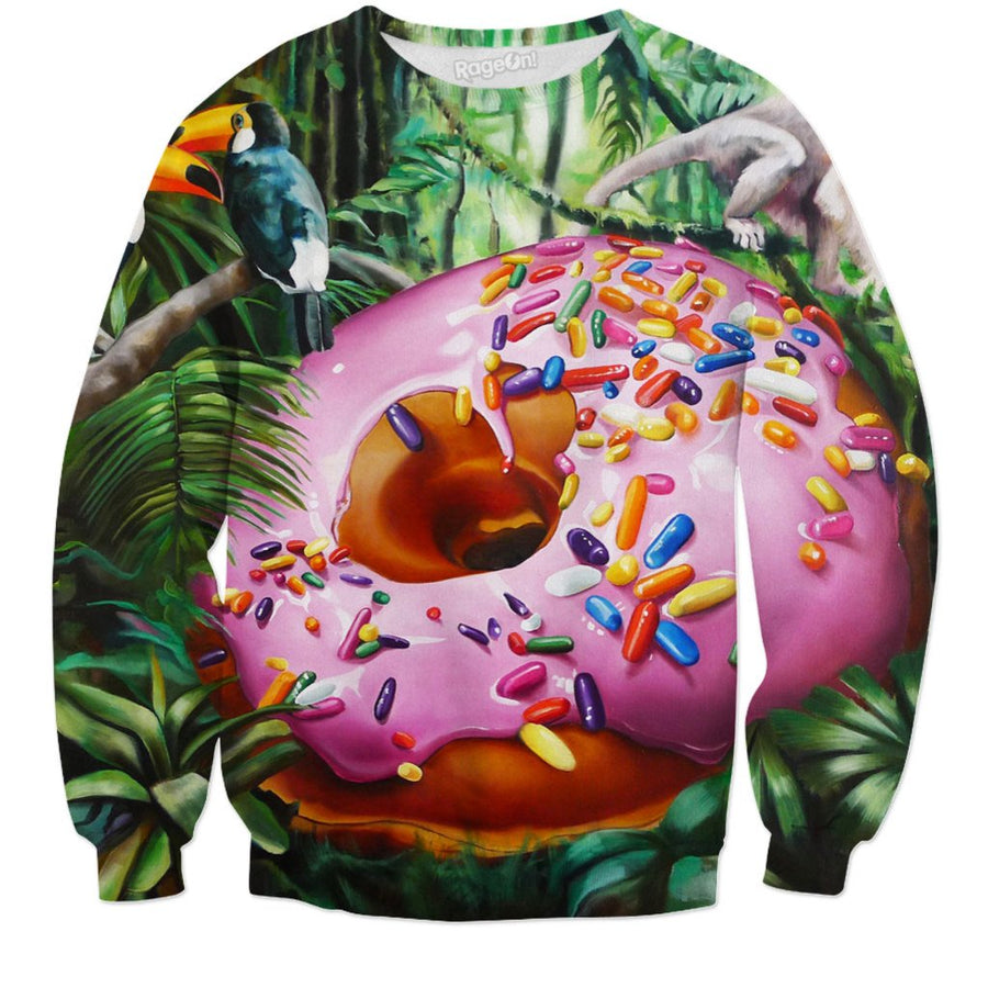 We the Donuts Sweatshirt