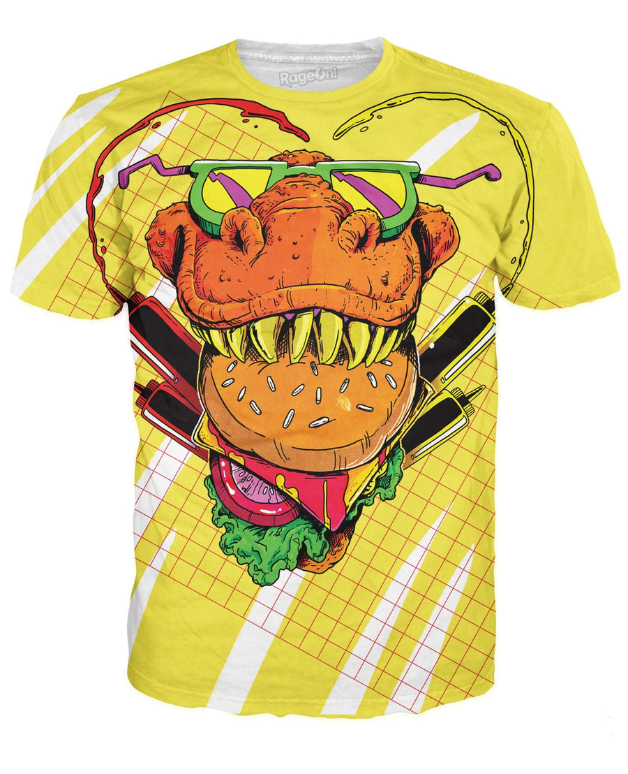 Food Face T-Shirt