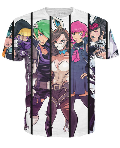 Character Select V2 T-Shirt