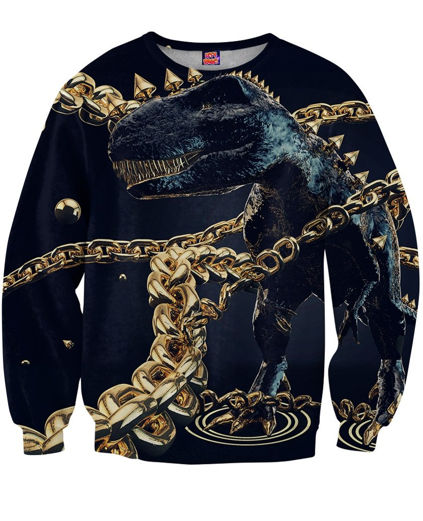 Fashion T-Rex Sweatshirt