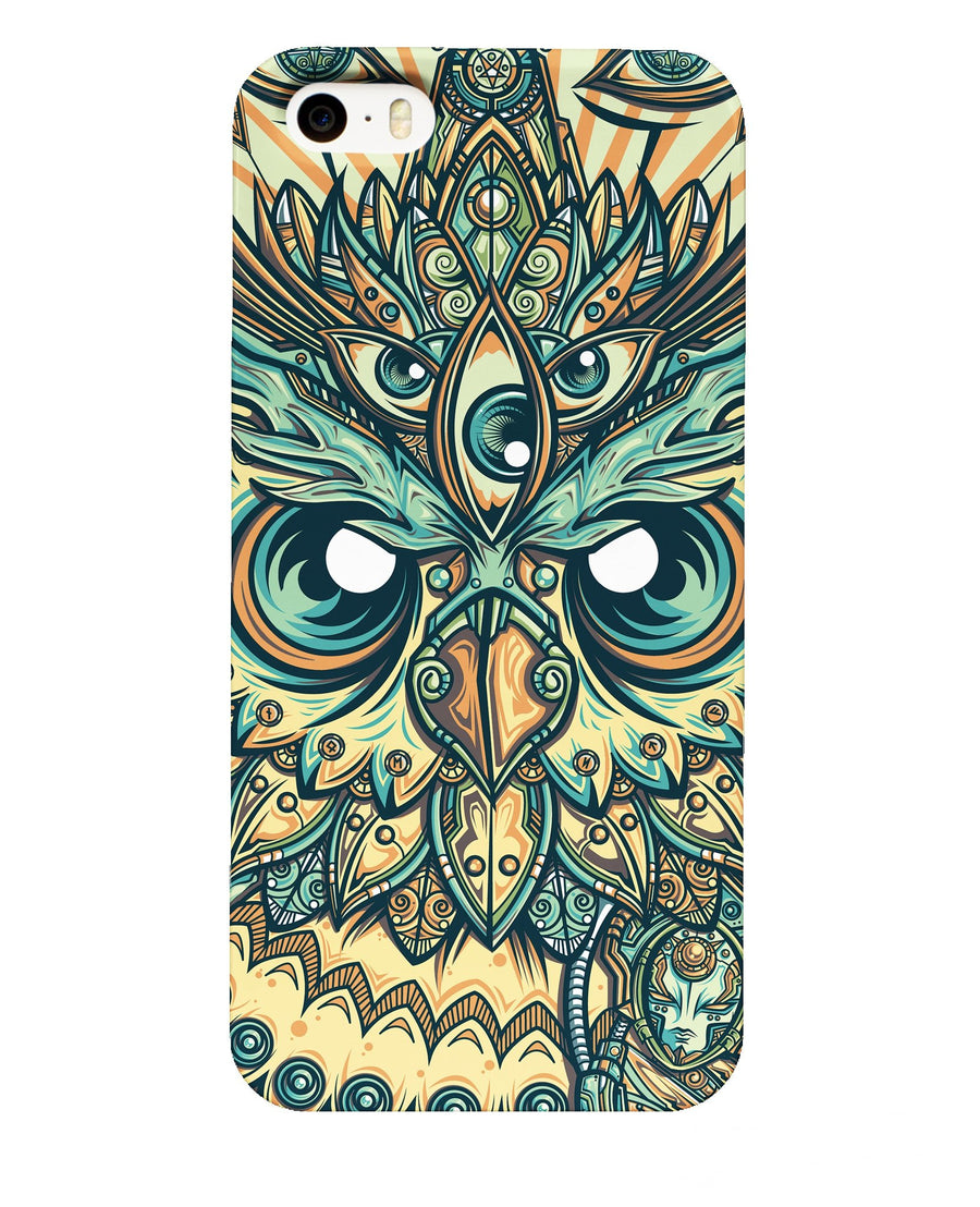 God Owl of Dreams Phone Case