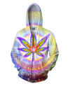 Cannabliss Zip-Up Hoodie