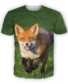 Leaping Fox T-Shirt