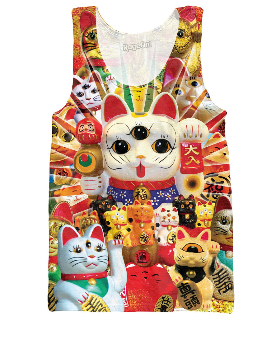 Lucky Cat Tank Top