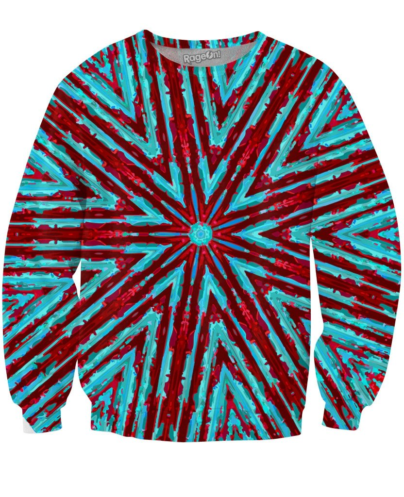 Tripped Up V3 Crewneck Sweatshirt