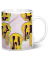 Wax Smile Coffee Mug