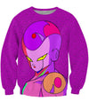 Frieza Crewneck Sweatshirt