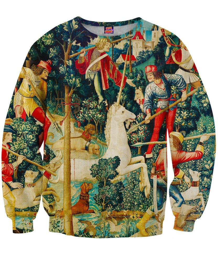 Unicorn Hunting Sweatshirt