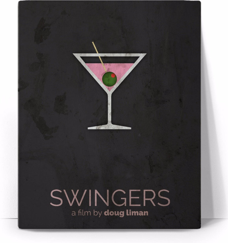 Swingers Movie Poster Canvas