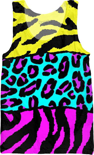 Wyld Animal Tank Top