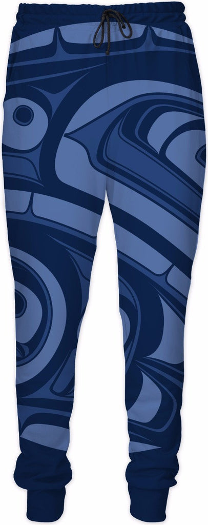 blue Eagle Drum Joggers