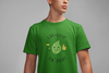 I Be Leaf In You T-Shirt - Leaf Pun Funny Tee Believe