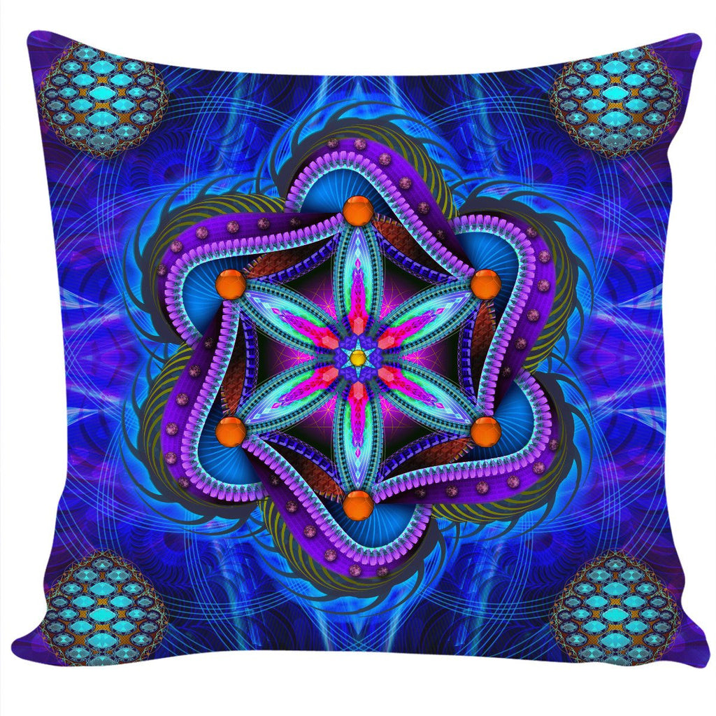 The Seed of Life Couch Pillow