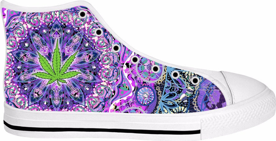 Nature's Medicine - High Top Shoes