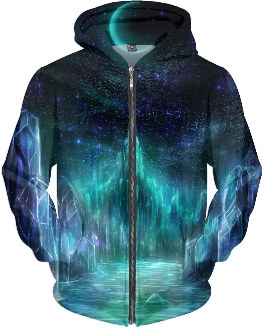 The midnight realms hoodie