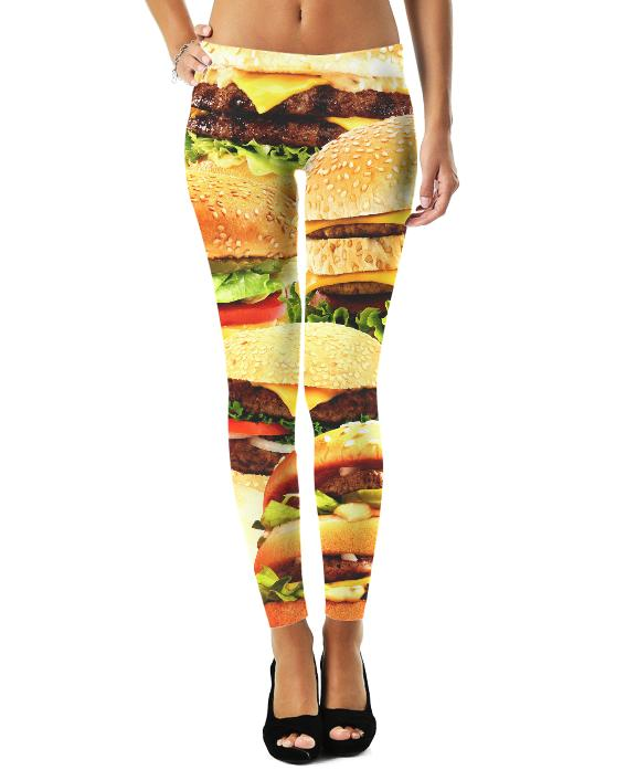 Fast Food Leggings
