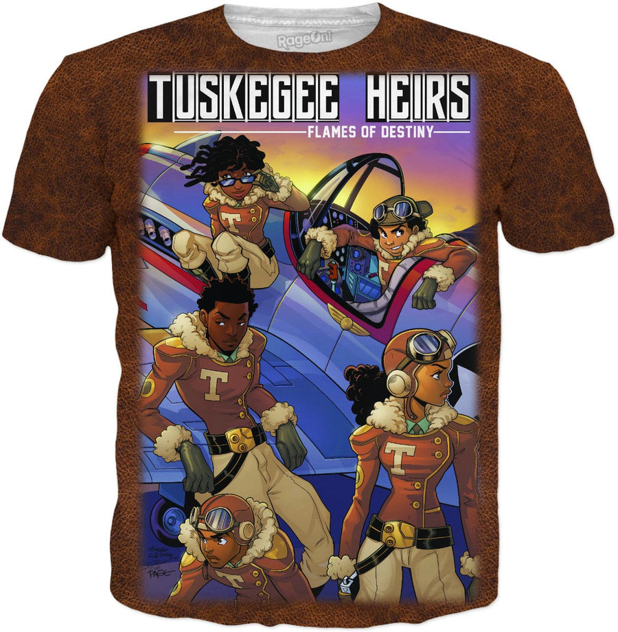 Tuskegee Heirs Group Shot