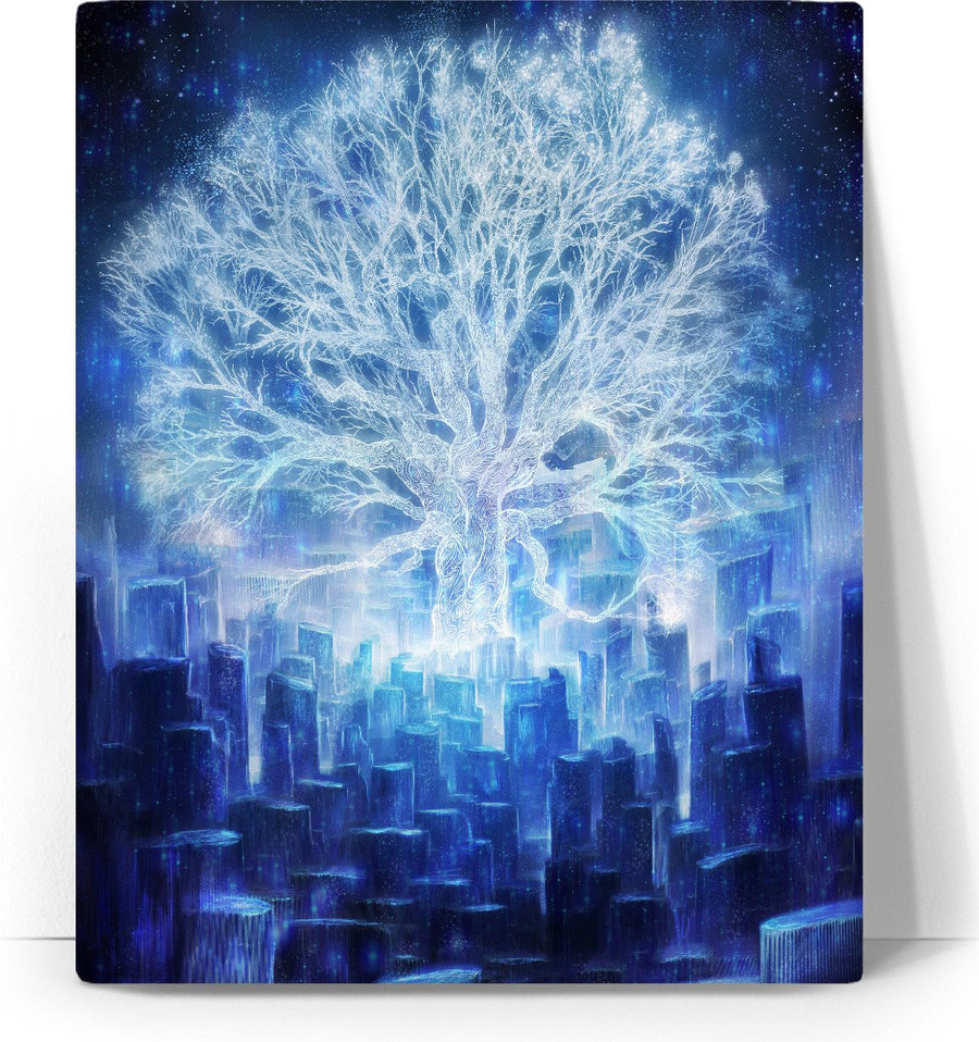 The Spirit Tree Canvas